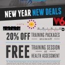 20% off All Training Packages