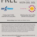 Vista Del Sol &#8211; Epic Fitness Bootcamp Class