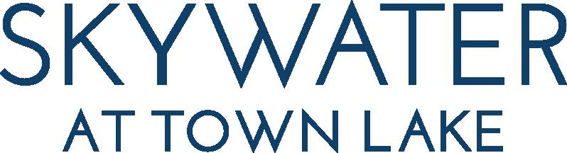 Skywater Logo Blue